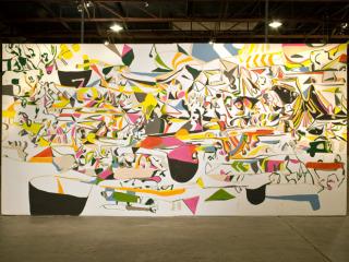Song Swan Wall Paintings