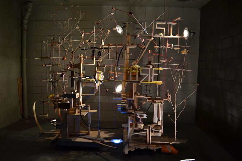 Karl Hofmann, Trust The Future,  2011