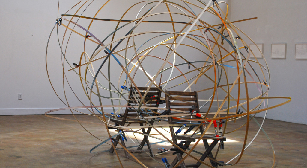 karl hofmann, 2015, comes around, goes around, detail